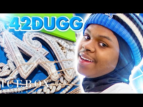 42 Dugg Gets Icy at Icebox & FaceTimes Lil Baby!