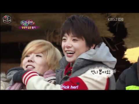 IY2 Sunny and Amber Cut Eng Sub