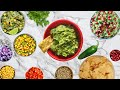 How to Increase the Volume of Guacamole Dip Video Recipe Keep Guacamole Green | Bhavnas Kitchen