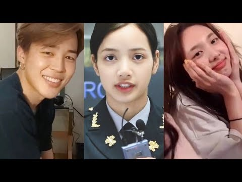 KPOP IDOLS WITH THE BEST BARE FACES