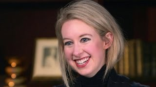 Youngest self-made female billionaire takes high-tech approach to blood testing