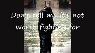 Brandy- (Everything I do) I do it for you (lyrics)