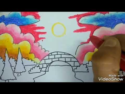 Karya Pemenang Lomba Mewarnai Tingkat Sd Videomoviles Com