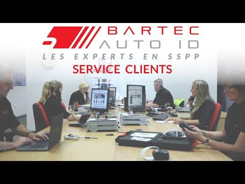 Bartec Auto ID Service Clients Français
