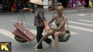 Những Hình Ảnh Chỉ Có Ở Việt Nam ( Khám Phá Thế Giới )