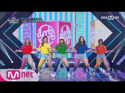 Red Velvet(레드벨벳) - 'Dumb Dumb(덤덤)' M COUNTDOWN 151001 EP.445