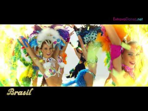 ExtravaDansa.net: BRASIL (Ready Choreographies)