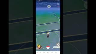 Pokémon GO - CATCHING MEW