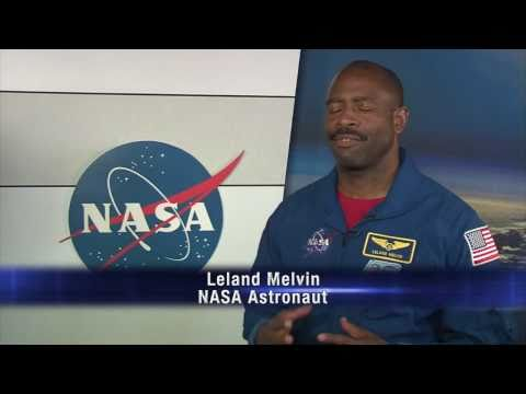 In Their Own Words: Astronaut Leland Melvin - YouTube