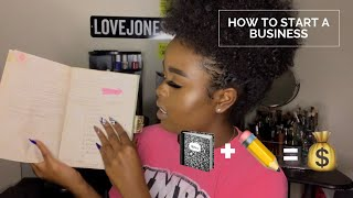 HOW TO START A COSMETIC LINE / BUSINESS 2019