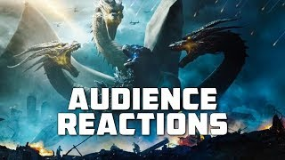Godzilla: King of the Monsters Audience Reactions {SPOILERS} | G-Fest Chicago