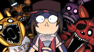Five Nights At Freddy's (Animation Parody ) | #TheJamCave