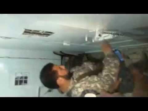 شاهد.. لحظة تحرير المعتقلين داخل فرع أمن الدولة بإدلب السورية
