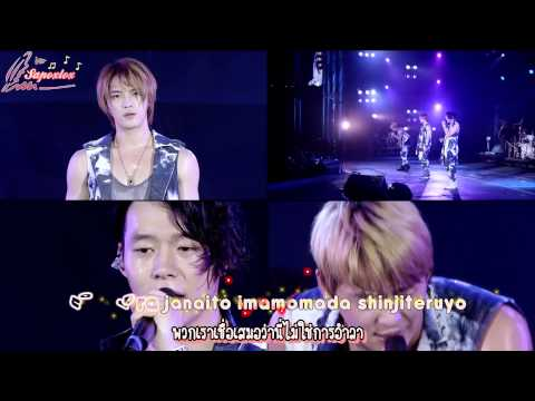[Thai Sub] JYJ-W in Anation
