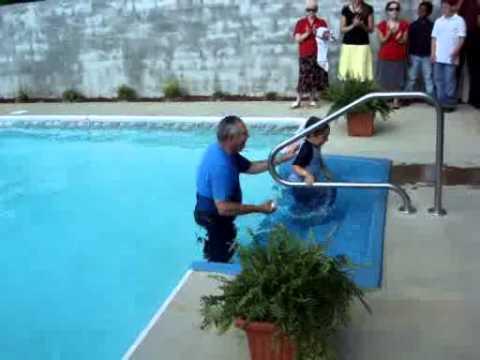 09-0521pm - Baptismal Service