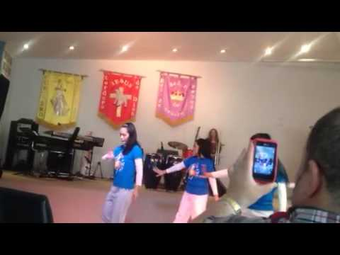 Danza Cantamos Aleluya - Ministerio Sharat