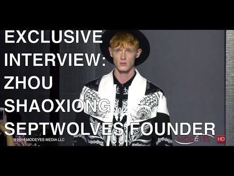 ZHOU SHAOXIONG | SEPTWOLVES FOUNDER | EXCLUSIVE INTERVIEW