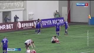Футболисты «Иртыша» не забили пенальти и уступили дома калининградской «Балтике»