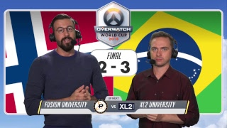 Overwatch World Cup USA 2018 - Day 1 - YouTube