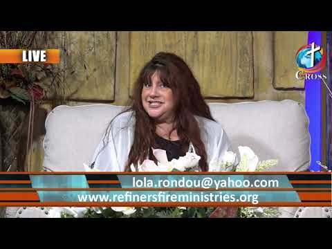 Refiners Fire with Rev Lola Rondou 06-22-2021