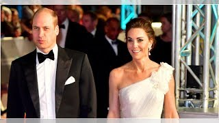 Kate Honors Princess Diana by Wearing Her Earrings on BAFTAs Date Night with William