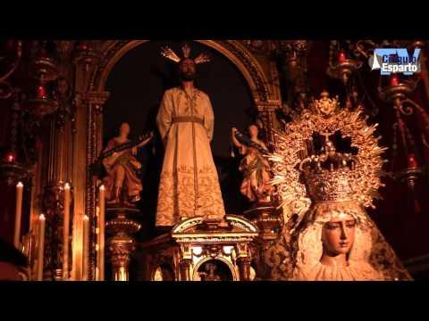 Besamanos Virgen del Dulce Nombre
