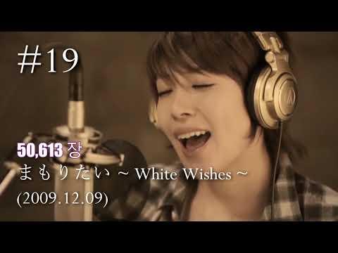 보아 일본 싱글 앨범 판매량 랭킹 (2001 ~ 2014) / BoA Japanese Single Albums Ranking (2001 ~ 2014)
