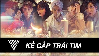UNI5 | KẺ CẮP TRÁI TIM | Official Music Video