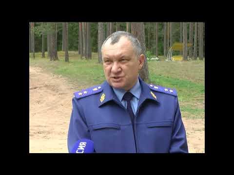 Прокурором области проведена проверка детского оздоровительного лагеря «Орион»