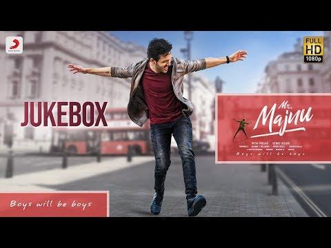 Mr. Majnu - Jukebox (Telugu)   Akhil Akkineni, Nidhhi Agerwal   Thaman S l Venky Atluri