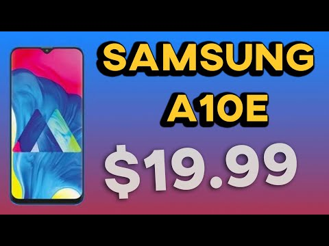 Samsung Galaxy A10e Metro by T-Mobile (Specs, Price, Release Date)