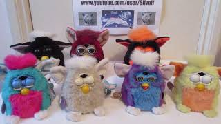 What Factories my Furbys were Made In