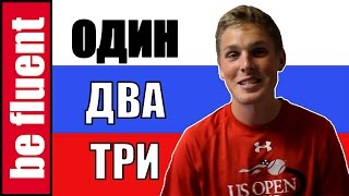 Counting Numbers 1-100   Russian Language
