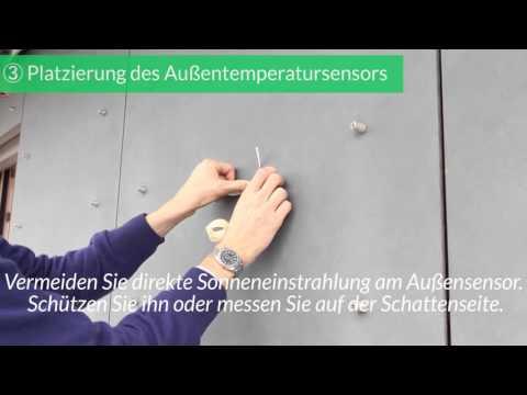U-Wert Messung mit greenTEG's gSKIN® U-Value Kit