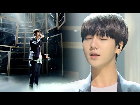 《Solo Debut》 YESUNG(Super Junior)(예성) - Here I Am (문 열어봐) @인기가요 Inkigayo 20160424