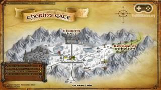 Геймплей онлайн игры Lord of the Rings Online (Full HD, Ultra Graphics)