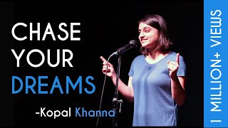 Chase Your Dreams - Kopal Khanna | Kahaaniya - A Storytelling Show By Tape A Tale