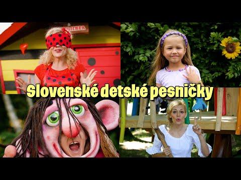 Smejko a tanculienka - Slovenské detské pesničky