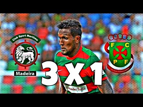 CS Maritimo Madeira vs Pacos Ferreira