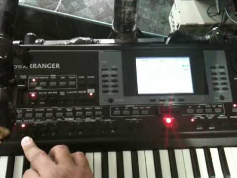 ritmos para korg pa50 paquete 1