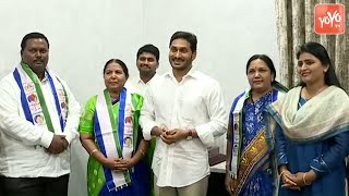 TDP MLC Shamanthakamani & EX MLA Yamini Bala speaks af..
