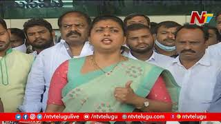 YS Jagan had cleared the relief dues Related to TDP government Rs 1,800 crore : Roja
