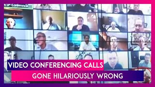 Viral video: Man appears with a bare body in video-call wi..