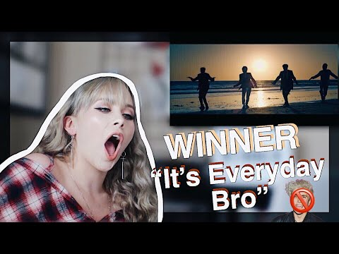 WINNER - 'EVERYDAY' M/V Reaction