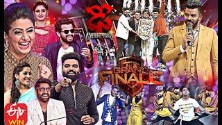 Dhee Champions | Grand Finale | 9th December 2020 | Full Episode | ETV Telugu