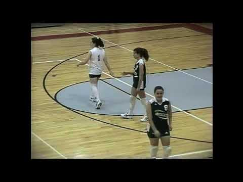 NAC - Beekmantown Volleyball  2-11-04