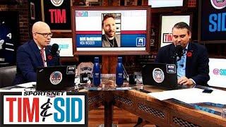 Dave McMenamin on LeBron's Latest Success, Kawhi's Load Management | Tim and Sid