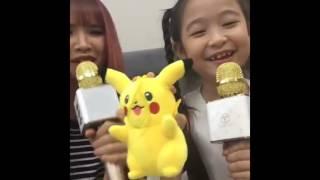 Nguoi Yeu Cu - Khoi My Ft. Be Bao Ngoc (Hat Live Len Facebook Live Stream) (14/08/2016)