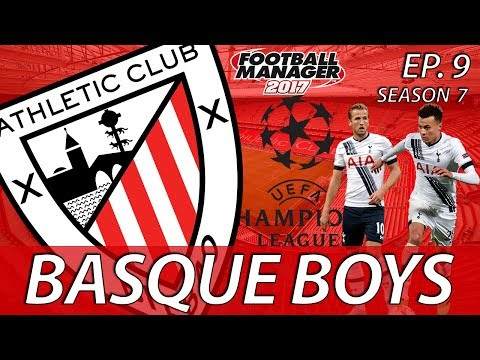 Basque Boys | S07E09 | SPURRED ON AWAY | Football Manager 2017