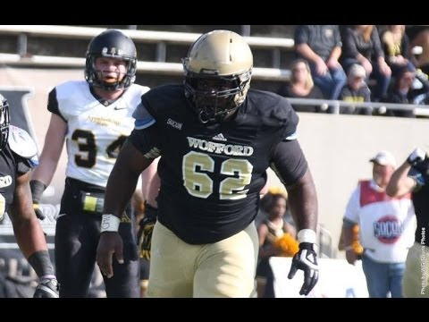 Jared Singleton, C, Wofford College: Game Film #1 (App State)